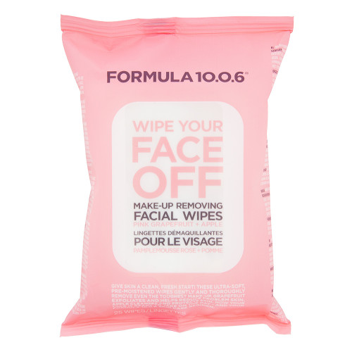formula 10.0.6 wipe your face off travel wipes