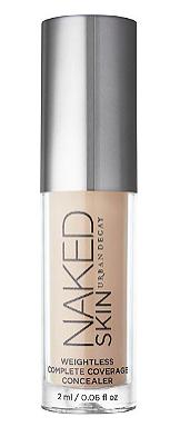 naked skin complete coverage mini concealer